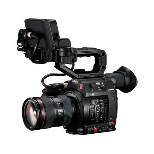 Canon C200 Deluxe Package
