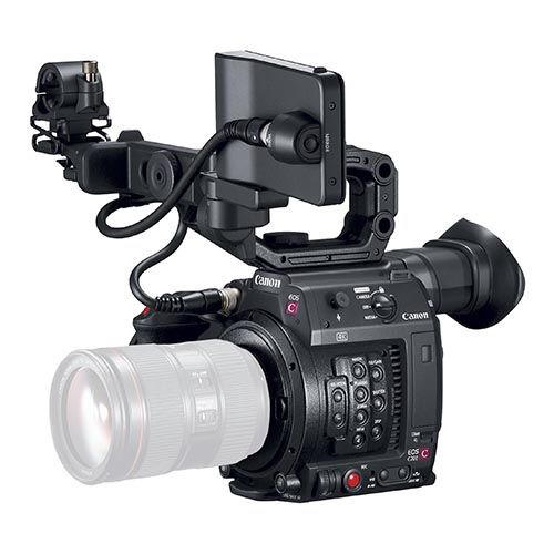 Canon C200 Standard Package