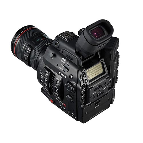 Canon C300 Mark II 4K