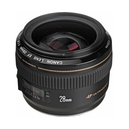 Canon EF 28mm f/1.8