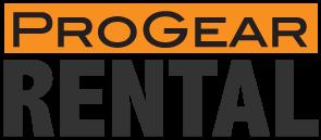 ProGear Rental Logo