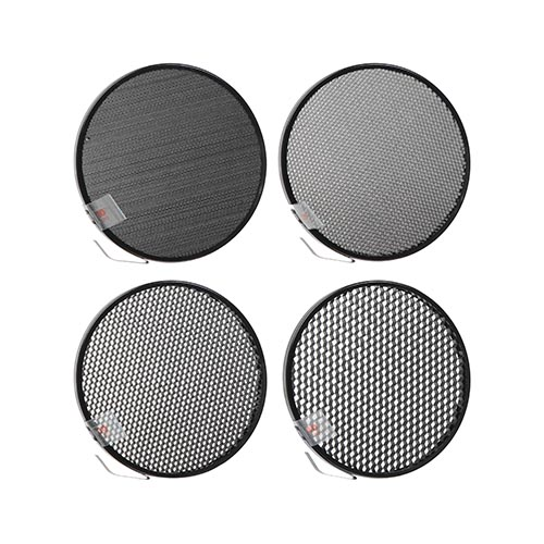 "Speedotron 7"" Grid Set"