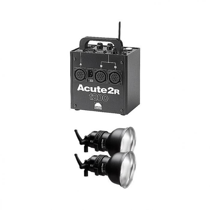 Acute 1200R Double Head Kit