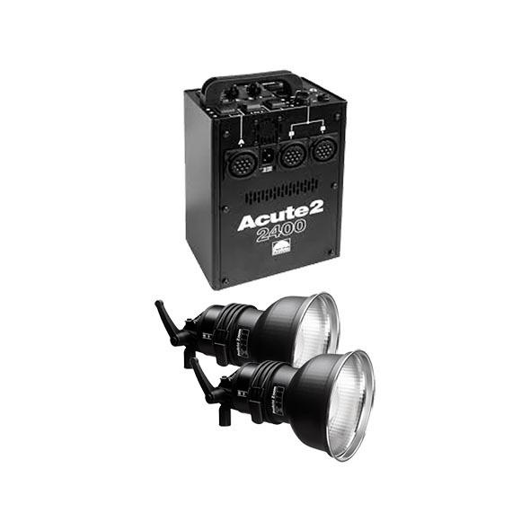 Acute 2400R Double Acute Head Kit