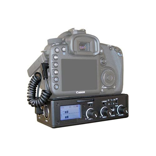 BeachTek XLR Adaptor for DLSR Cameras