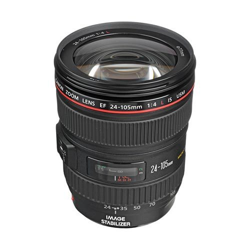 EF 24-105mm f/4.0 IS