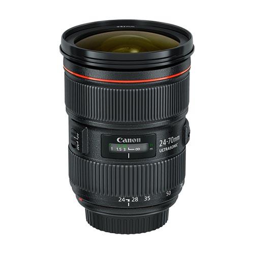 EF 24-70mm f/2.8 II