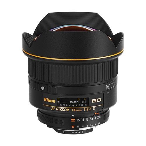 Nikon 14mm f/2.8 AF D ED Aspherical