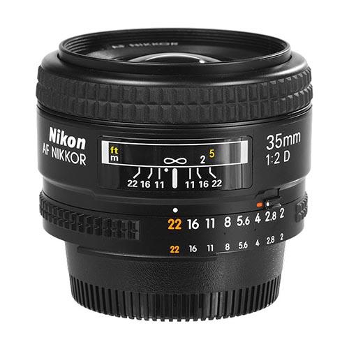 Nikon 35mm f/1.4G AF-S