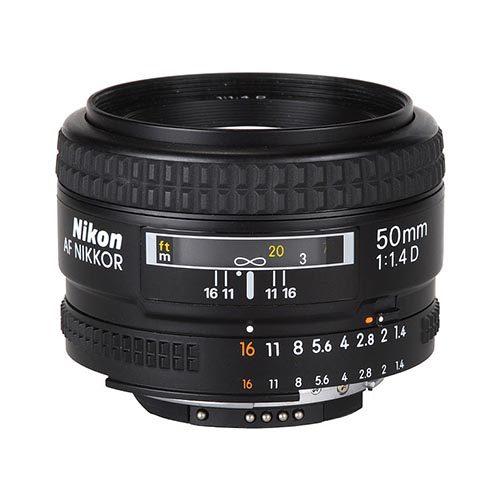 Nikon 50mm f/1.4 AF D
