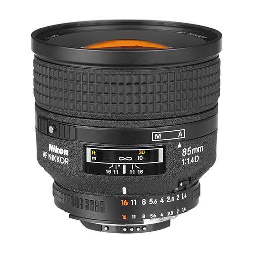 Nikon 85mm f/1.4 AF