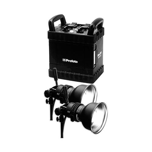 Profoto B4 Head Double Kit