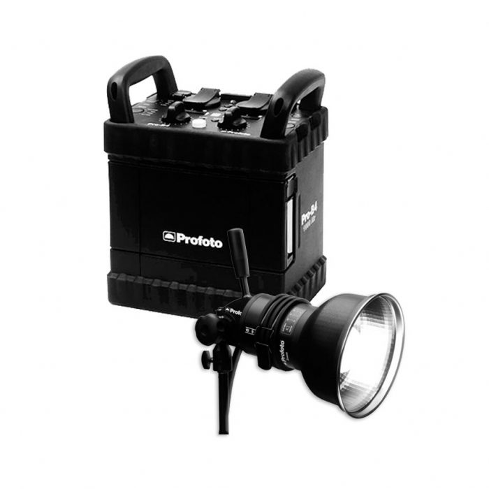 Profoto B4 Head Single Kit