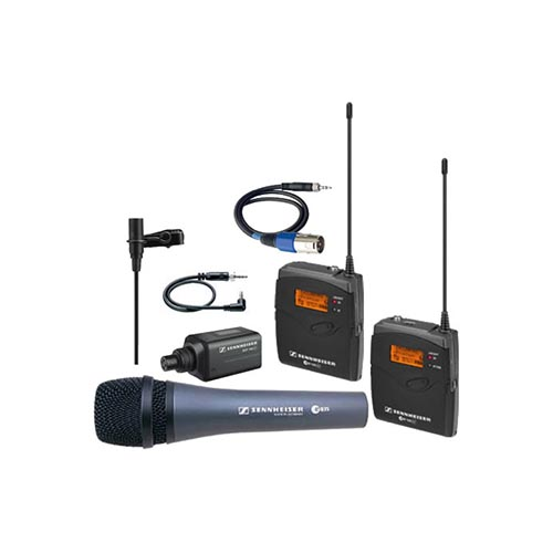 Sennheiser Wireless Lav Kit EW100 G3