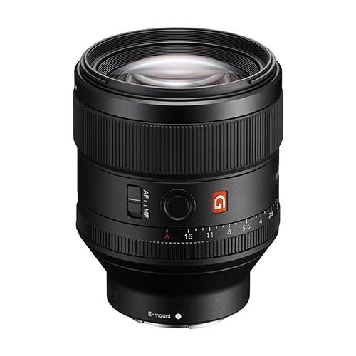 Sony GM 85mm f/1.4