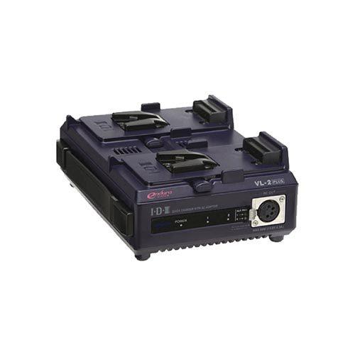 V Mount Dual Battery Charger IDX