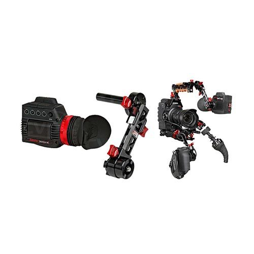 Zacuto Recoil for Canon C300 with Gratical HD EVF