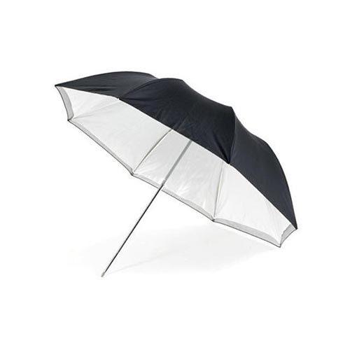 "46"" Silver Umbrella"