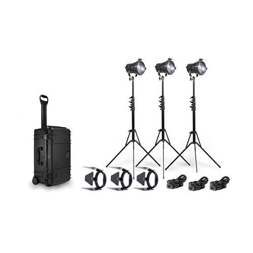 Fiilex K304 3-Head Kit