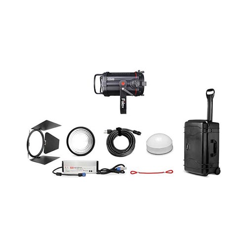 Fiilex Q500DC Kit