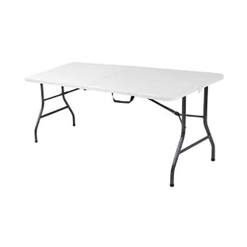 Folding table 6 ft.