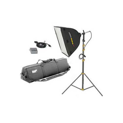 Lowel 1000W DP and Small Video Softbox Kit