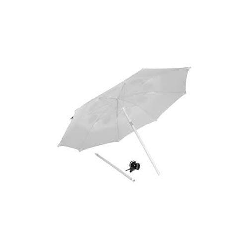 "Photek 84"" White Uncle Sam Umbrella"