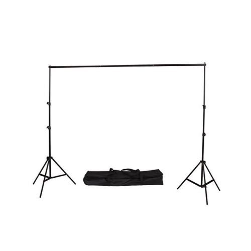 Portable Background Set with 12' crossbar