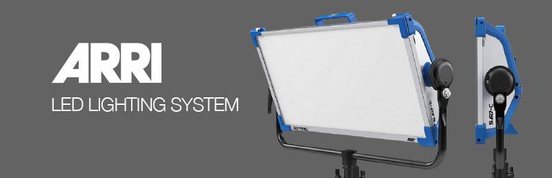 Arri Lighting System