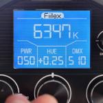 Fiilex Q500-AC Display