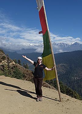 Monica Zaffarano - Nepal