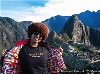 Kambua Chema - Machu Picchu