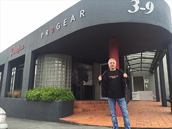 ProGear's Steve LaMonica - ProGear New Zealand